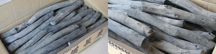 紀州備長炭:上小丸15kg