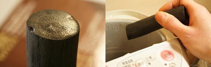 Kishuu charcoal (for pots)