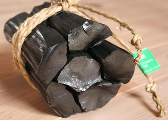 紀州備長炭置き炭1kg